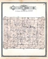 Lots Creek Township, Ringgold County 1915 Ogle